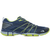 The North Face M's Litewave Ampere Shoes Blue/Lantern Gr
